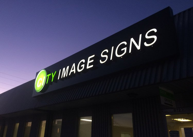 Edmonton Sign Company - City Image Signs